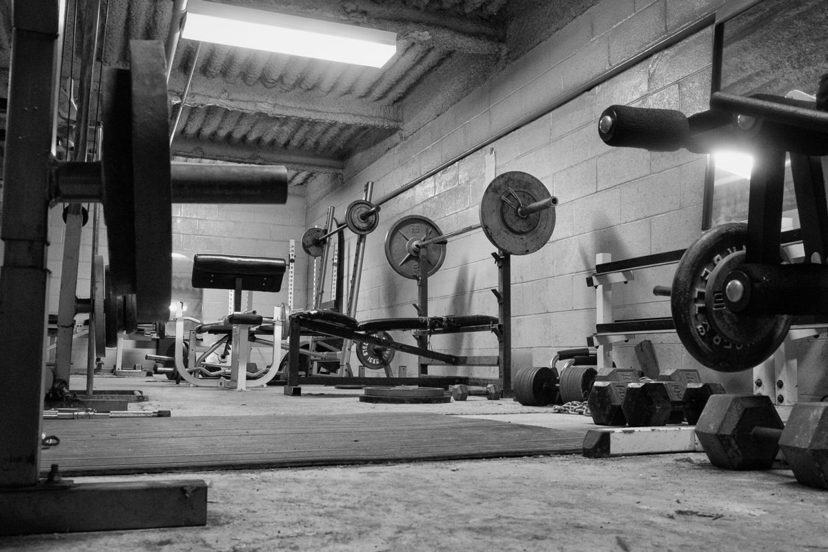 Is Your Gym REALLY Sanitary?